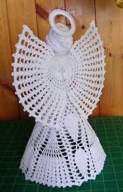 Znalezione obrazy dla zapytania crochet angel