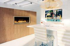 Fire Line Automatic 3 | advanced ethanol fireplace | Planika - Intelligent ethanol fireplaces