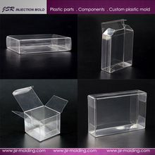 Wholesale Small Clear Hard Plastic Soap Packaging Box , Soap Packaging Case , Soap Packaging Holder