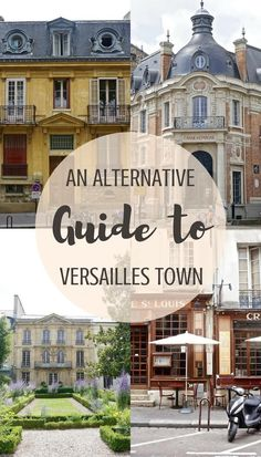 An alternative guide to Versailles town- things to do in Versailles which don't involve visiting the Palace Châteaux! Day trip to Versailles town from Paris, France!