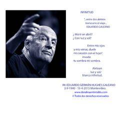 Eduardo-Galeano-IN MEMORIA By Dora Emilia Littvik