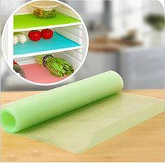 Can Be Cut Refrigerator Pad Antibacterial Antifouling Mil...