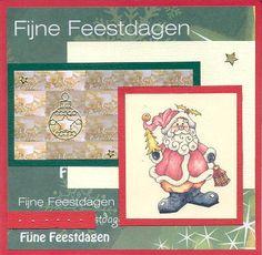 Kerst 2008 - 01 Scratchkaart