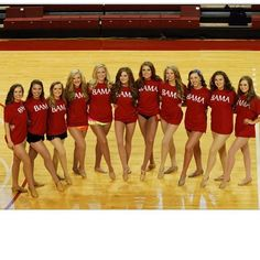 Uacrimsonettes S Photo Meet Our 11 New Beautiful And