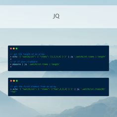 In a previous post we gave a brief introduction to JQ, a powerful and lightweight command line processor. It is one of our favorite tools and is extremely powerful  Computer Technology, Computer Science, Wordpress Css, Programming Languages, It's Meant To Be, What You Can Do, Software Development, How To Become, Web Design