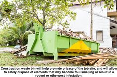 http://guaranteedwasteservices.ca/bin-rentals-barrie/ There are a number of projects throughout your home or services you may offer that result in a great deal of trash and waste building up. Of course, construction sites and building work is often the most notorious for pumping out trash like nothing else,
