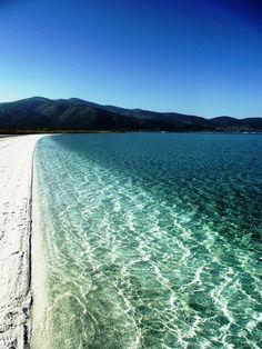 Türkiye'nin maldivleri Salda Gölü Burdur