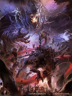 LOC Ragnarok advanced by neisbeis.deviantart.com on @deviantART