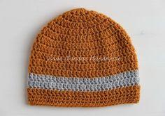 The Dutch Beanie - PDF Crochet Pattern