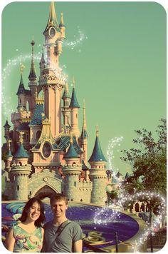 Add free pixie dust to your Disney photos