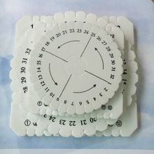 Square Round Plate Series Macrame Kumihimo Disk Tray Braided Rope Knot Thread Knitting Tool Disc Knit Bracelet Desgin Board(China (Mainland)) $6.99 ILIFE