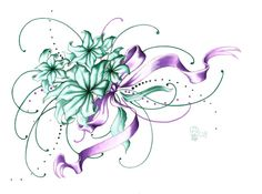 Girli Flower Tattoo by ~Aphilien on deviantART