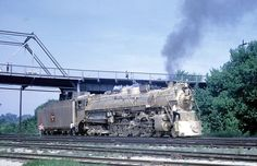 Northern Gold 5632 (CB&Q's - Chicago Burlington & Quincy) 1964
