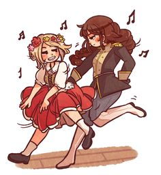 nyotalia lietpol   Tumblr Lithuania Hetalia, Otp, Car Boot Sale, Country Art, Axis Powers, Pose Reference, Pin Collection, The Funny, Me Me Me Anime