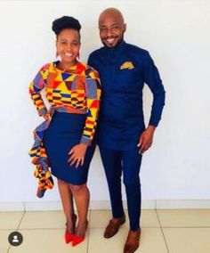 Matching Couples Outfits 2019 - Digital Living ✅ By Diyanu Couples African Outfits, African Clothing For Men, African Fashion Ankara, African Shirts, Latest African Fashion Dresses, African Dresses For Women, African Print Dresses, African Print Fashion, African Women