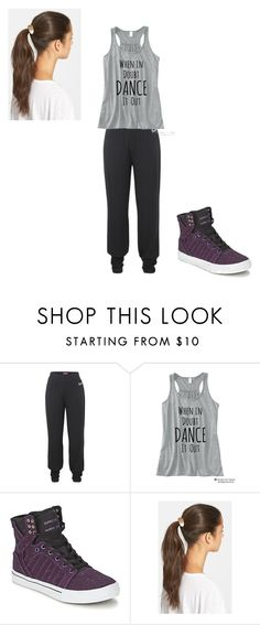 """Untitled #49"" by jessica-lopez-8 ❤ liked on Polyvore featuring Supra and Tasha"