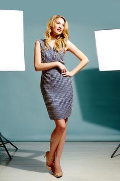 Stripy Dress £95