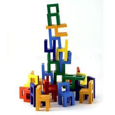 Кубики в нашей жизни