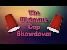 Youth Group Game: Ultimate Cup Showdown | Ministry to Youth