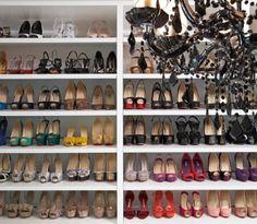 Shoe Organizer Ideas | Ultimate shoe storage: stylish ways to stash your footwear! | Shoewawa