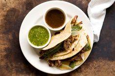 The Homesick Texan's Brisket Tacos, Dallas-Style