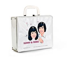My Mom picked this as my lunchbox in kindergarten 1979...  The Donnie and Marie craze was over- I have to say I hated it.  But my Mom loved it!