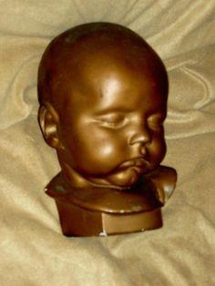 "Fine German Kathe Kruse Doll Infant Bust ""Traumerchen"" Model Circa 1935 | eBay"