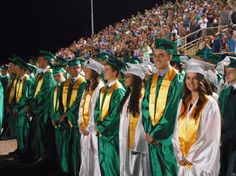 THATCHER — Thatcher High School's class of 2016 may not have tossed their caps at Friday night's graduation ceremony, but they did have an alternative — corn tortillas.