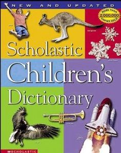 13 Best Childrens Dictionary Images On Pinterest Children S