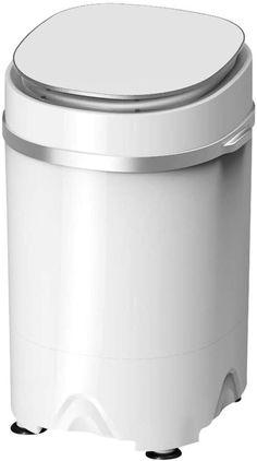 KQHSM Elution One Mini Washing Machine Small Children's Family Semi-Automatic Spin-Drying Washing Machine Mini Washing Machine, Portable Washing Machine, Laundry Alternative, Washing Clothes, Knob, Compact, Meet, Plastic