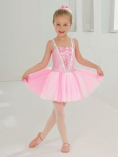 Lily Blossom - Style 0484 | Revolution Dancewear Children's Dance Recital Costume