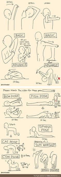 Some yoga training can cure your backache