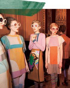 Colorblocking and those sunglasses though 70s Fashion, Vintage Fashion, Womens Fashion, Cool Style, My Style, Jolie Photo, Retro Aesthetic, Fashion Advice, Fashion Photography