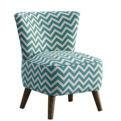 Skyline Furniture Mid Century Modern Chair in Zig Zag Turquoise Skyline Furniture http://www.amazon.com/dp/B00834SBSI/ref=cm_sw_r_pi_dp_iBWOvb0Y22260
