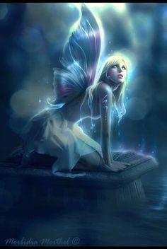 *+*Mystickal Faerie Folke*+*... By Artist Morbidia Morthel...