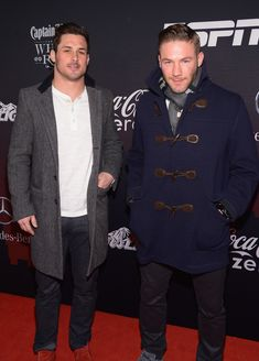 Danny and Julian