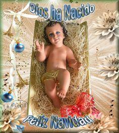 Imágenes de Cecill: Dios ha Nacido! Feliz Navidad!
