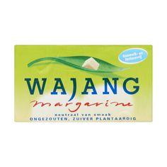Wajang Margarine (Bevat sojalecithine)