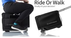 Ohh my god I need this!! This would be so fun if other friends had one too lol we can race in the airport XD