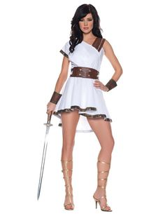 We carry adult costumes in many sizes and styles including sexy adult Halloween costumes and even plus size Halloween costumes for men and women. Check out our selection for great adult costume ideas! Costume Halloween, Halloween Fancy Dress, Adult Halloween, Cheap Halloween, Halloween Party, Adult Costumes, Costumes For Women, Greek Costumes, Roman Costumes