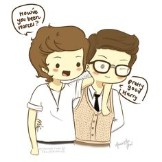 Harry and Marcel