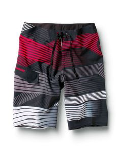 Mens Quick Dry Beach Shorts Polyester Heart in Michigan Board Shorts with Pockets