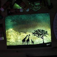 Art to appreciate in the dark by Crisco