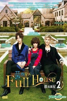 Full House Take 2 (DVD) (English Subtitled) (SBS Plus TV Drama) (Malaysia Version) [No Min Woo, Hwang Jung Eum, Park Ki Woong]