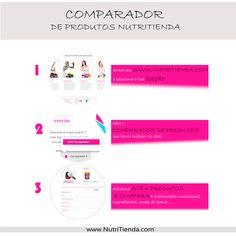 Comparador de produtos NutriTienda