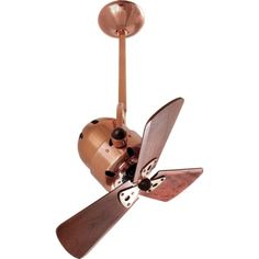 Jagger Directional Fan, Copper Fan | Barn Light Electric