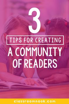 Learn how to create a classroom community of readers in your upper elementary classroom by following 3 simple, low-prep strategies. Read this blog post today all about step 1: start simple! If you want your 3rd, 4th, or 5th students excited to read and engaged in meaningful discussion then this post is for you! Includes tips and lesson ideas including a recommendation book bin, critics corner, class book awards, and MORE! Read today to create a classroom community of readers! Reading Comprehension Strategies, Reading Resources, Reading Activities, Reading Skills, New Vocabulary Words, Vocabulary Practice, Reading Groups, Student Reading, Book Clubs