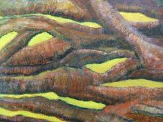 Piece of painter mij tree