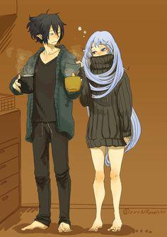 Characters: Tamaki Amajki, Nejire Hadou