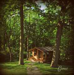 Little House In The Woods | Flickr - Photo Sharing!